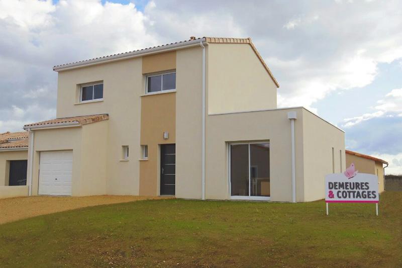 Les agences de demeures et cottages vienne 86 vend e 85 for Constructeur maison contemporaine poitiers