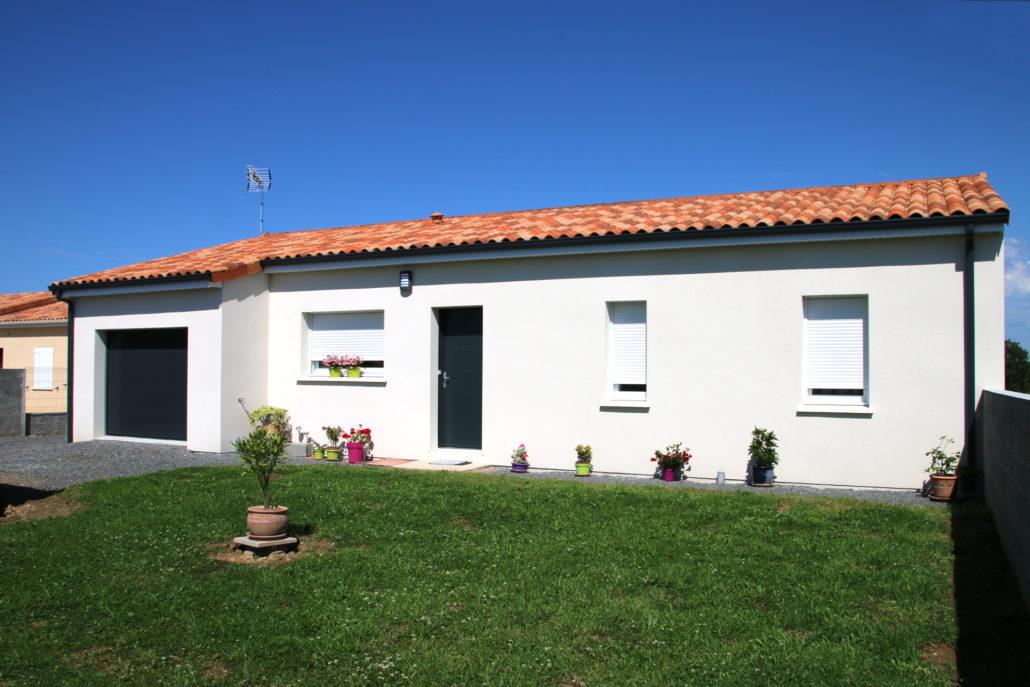 R alisation maison beryl demeures et cottages for Constructeur de maison niort