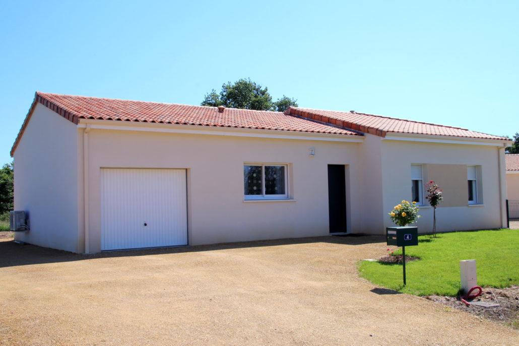 R alisation maison jade demeures et cottages for Constructeur maison contemporaine poitiers
